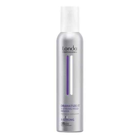 Londa Professional Dramatize It X-Strong Hold Mousse